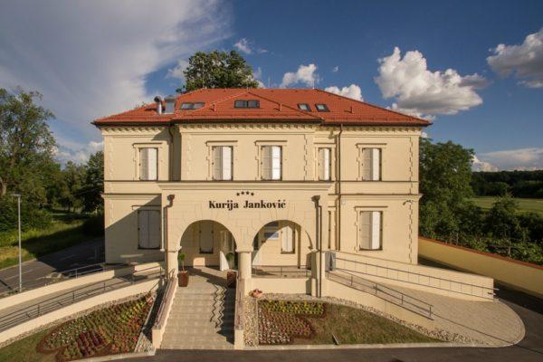 Heritage hotel Kurija Janković
