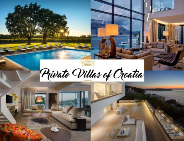 Private Villas of Croatia