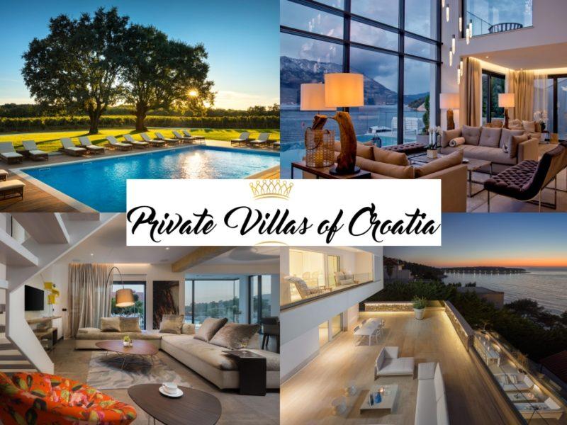 Private Villas of Croatia